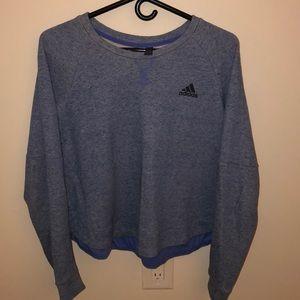 Adidas crew-neck sweatshirt